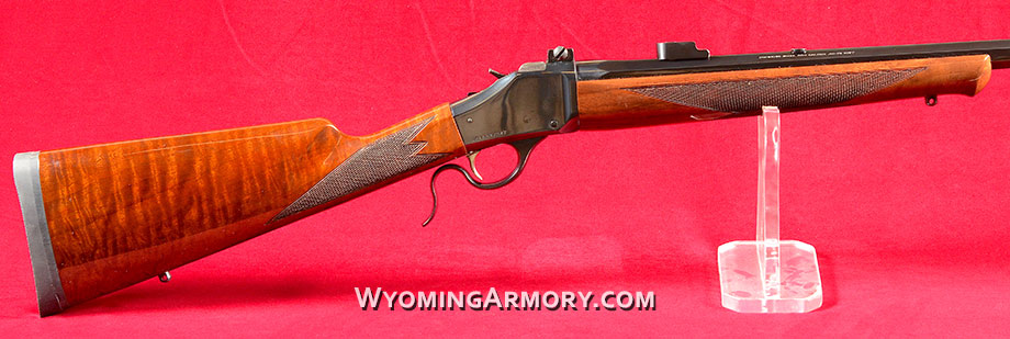 Winchester Model 1885 45-70 Govt. Rifle For Sale Wyoming Armory Image 3