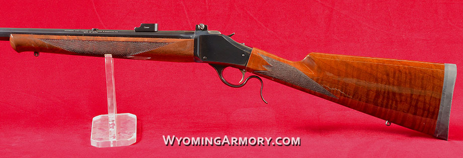 Winchester Model 1885 45-70 Govt. Rifle For Sale Wyoming Armory Image 4