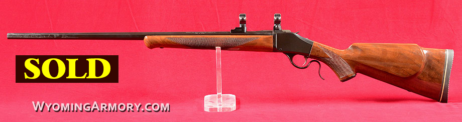 Browning B-78 6mm Remington Magnum For Sale Wyoming Armory
