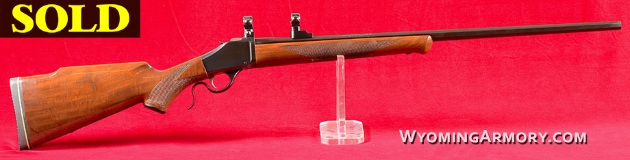 Browning B-78 7mm Remington Magnum For Sale Wyoming Armory