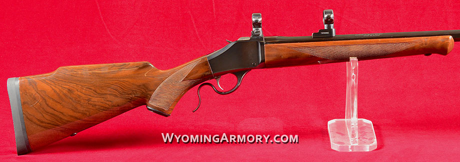 Browning B-78: 243 Winchester Rifle Image 3 Wyoming Armory
