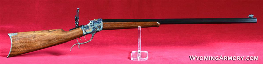 Wyoming Armory Model 1885 Rifle in .45-90