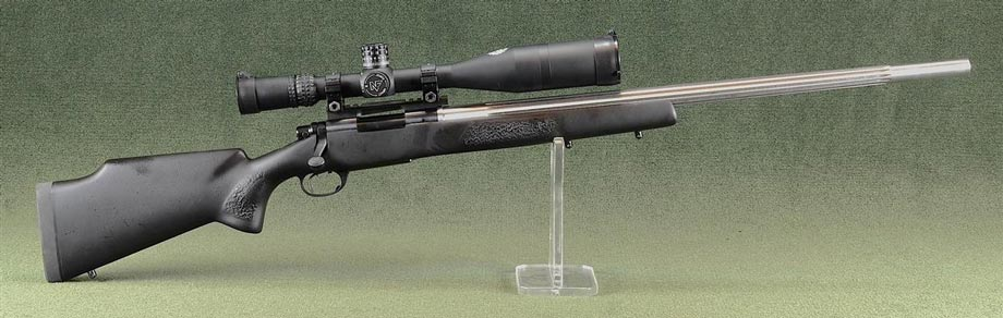 Wyoming Armory Long Range Bolt Action Rifle in 308 Winchester