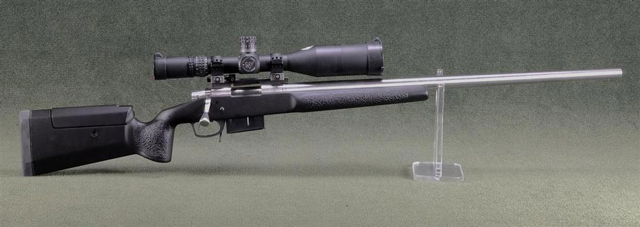 Wyoming Armory Long Range Bolt Action Rifle in 6.5 Creedmoor