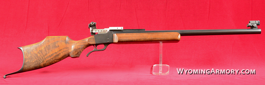 Cyle Miller Schuetzen 32-40 Rifle For Sale Wyoming Armory
