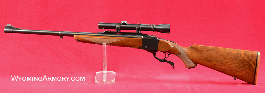 Ruger No 1 45-70 Rifle For Sale Wyoming Armory