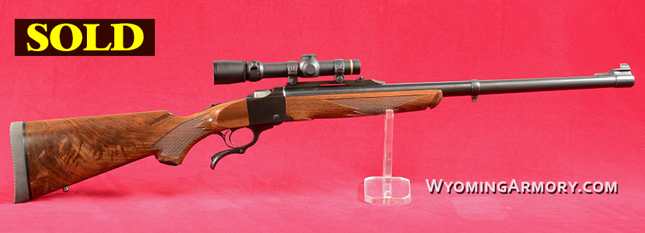 Ruger No 1 Tropical 416 Rigby Rifle For Sale Wyoming Armory