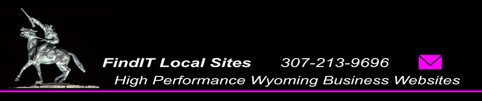 FindIT Local Sites - High Performance Wyoming Business Websites